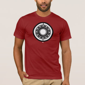 Iron Man Arc Icon T-Shirt