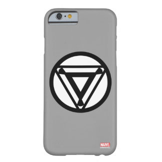 Iron Man Arc Reactor Icon Barely There iPhone 6 Case