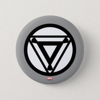 Iron Man Arc Reactor Icon Button