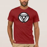 Iron Man Arc Reactor Icon T-Shirt