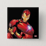Iron Man Assemble Button
