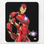 "Iron Man Assemble Mouse Pad<br><div class=""desc"">Avengers Assemble 