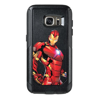 Iron Man Assemble OtterBox Samsung Galaxy S7 Case