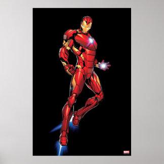 Iron Man Assemble Poster