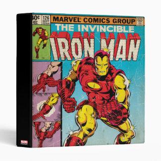 Iron Man Comic #126 Binder