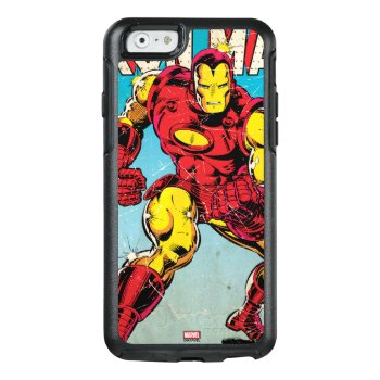 Iron Man Comic #126 Otterbox Iphone 6/6s Case by marvelclassics at Zazzle