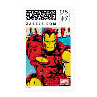 Iron Man Comic #126 Postage