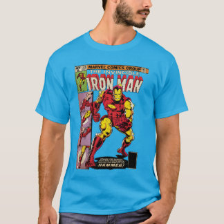 Iron Man Comic #126 T-Shirt