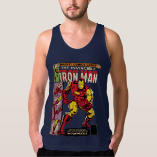 Iron Man Comic #126 Tank Top