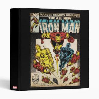 Iron Man Comic #174 3 Ring Binder
