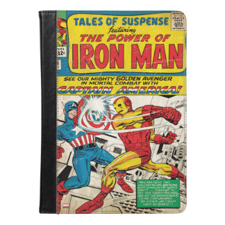 Iron Man Comic #58 iPad Air Case