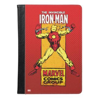 Iron Man Retro Breaking Chains Comic iPad Air Case