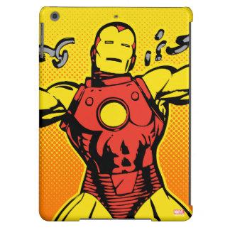 Iron Man Retro Breaking Chains iPad Air Case