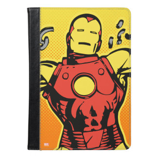 Iron Man Retro Breaking Chains iPad Air Case