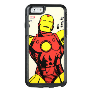 Iron Man Retro Breaking Chains OtterBox iPhone 6/6s Case