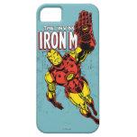 Iron Man Retro Comic Price Graphic iPhone 5/5S Cover