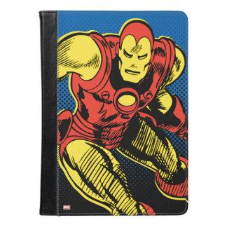 Iron Man Retro Flying iPad Air Case