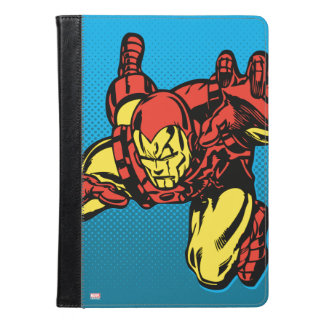 Iron Man Retro Grab iPad Air Case