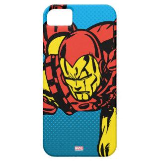 Iron Man Retro Grab iPhone SE/5/5s Case