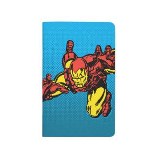 Iron Man Retro Grab Journal