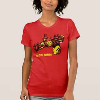 Iron Man Retro Grab T-Shirt