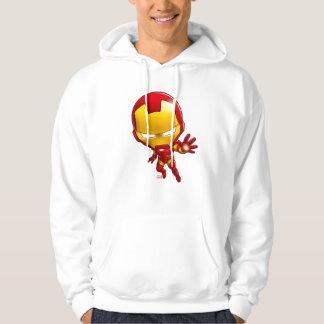 Iron Man Stylized Art Hoodie