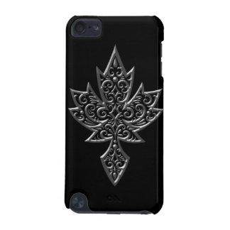 Iron Maple Leaf - dark iPod Touch 5G Cover