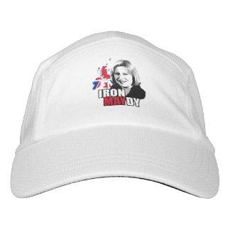 Iron Maydy the Iron Lady - -  Headsweats Hat