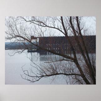 Iron Ore Dock Marquette Michigan Photo Print
