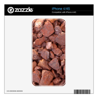 Iron Ore iPhone 4S Decals