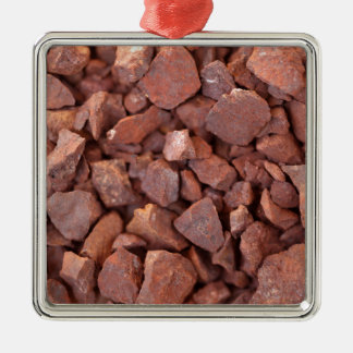 Iron Ore Metal Ornament