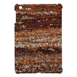 Iron ore under the microscope iPad mini cover