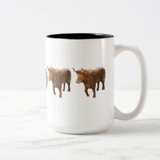 """""""Iron Oxide"""" 15 oz mug"""