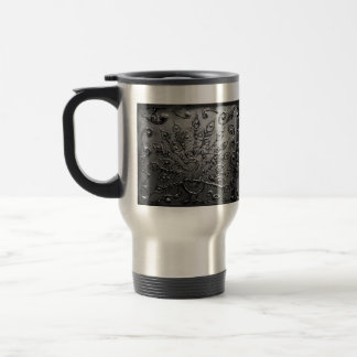 Iron Peacock Travel Mug