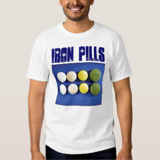 Iron Pills T-shirt