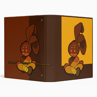 iron shaolin bunny binder
