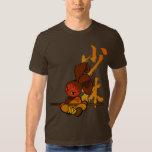 iron shaolin bunny fury T-Shirt