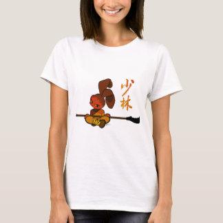 iron shaolin bunny kwan dao T-Shirt