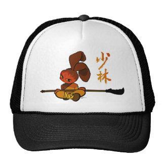 iron shaolin bunny kwan dao trucker hat