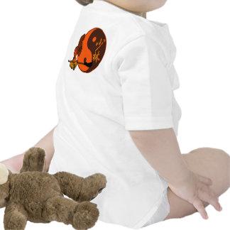 iron shaolin bunny kwan dao t-shirts