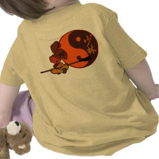 iron shaolin bunny kwan dao tshirts
