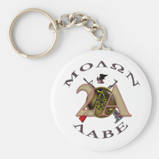 Iron Sights/Molon Labe Key Chains