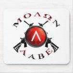 Iron Sights/Molon Labe Mousepads