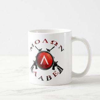Iron Sights/Molon Labe Mug