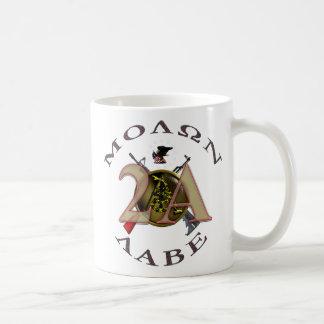 Iron Sights/Molon Labe Mugs