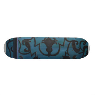 Iron Custom Skateboard