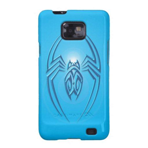 Iron Spider – Light Blue Samsung Galaxy Cover