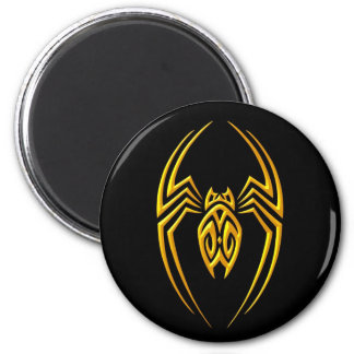 Iron Spider – Yellow and Black Refrigerator Magnets