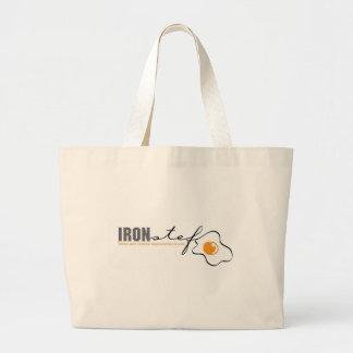 Iron Stef tote