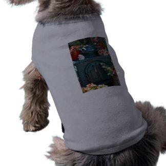 """Iron Stove"" original photography by Lisa Woodburn Doggie T Shirt"